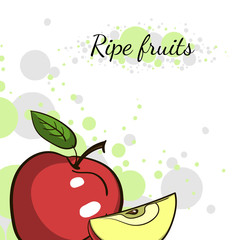 Cover Juicy Apple