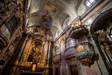 Annakirche in der Annagasse in Wien, Österreich