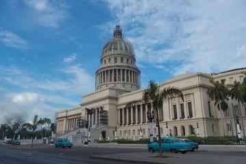 Keuken foto achterwand Havana キューバ 革命広場