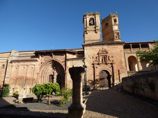 Alcaraz. Pueblo  de Albacete (España) dentro de la comunidad autónoma de Castilla La Mancha