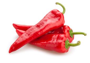 long sweet peppers Fototapete