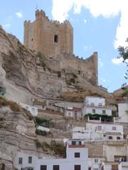 Alcalá del Júcar. Pueblo de Albacete (España) en la comunidad autónoma de Castilla La Mancha