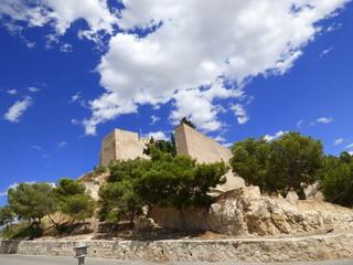 Petrel /Petrer pueblo de  Alicante en la Comunidad Valenciana, España, situado en la comarca del Vinalopó Medio