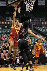 NCAA Basketball: Southern California at New Mexico State