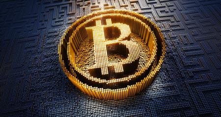 Bitcoin Anlage - Chance und Risiko