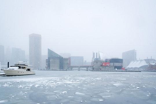 Frozen Baltimore