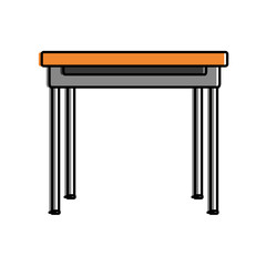 School table design