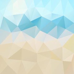 Geometric pattern. Template for style design.