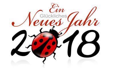 Neujahrswunsch 2108