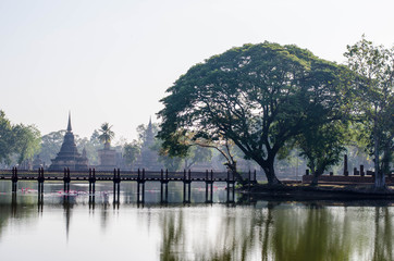 Historic Town of Thailand