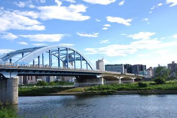 Aluminium Prints Singapore 丸子橋と中原区