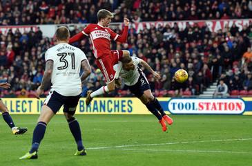 Championship - Middlesbrough vs Bolton Wanderers