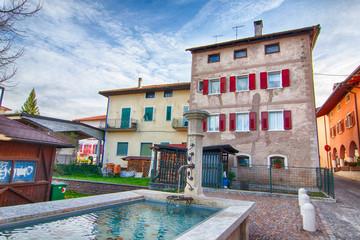 Cavareno, Trentino Alto Adige - HDR