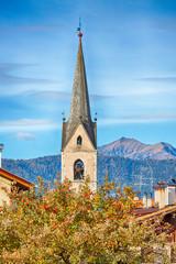 Chiesa a Cavareno - Trentino Alto Adige - HDR