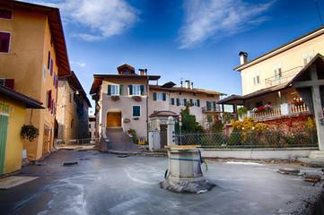 Borgo in Trentino Alto Adige - HDR