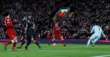 Premier League - Liverpool vs Swansea City
