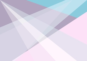 Abstract background with different levels surfaces, material design