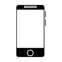 smartphone device isolated icon vector illustration design