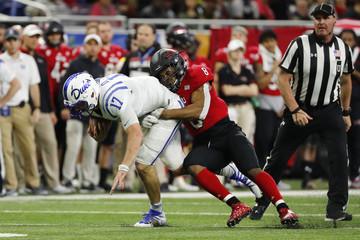 NCAA Football: Quick Lane Bowl-Duke vs Northern Illinois