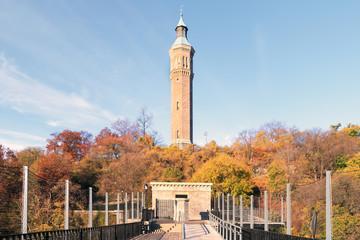 The Highbridge Water Tower in New York City