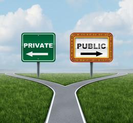 Private Or Public Social Media