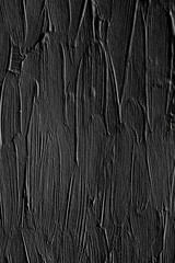 The background is black. Texture paint with a pattern of strips.