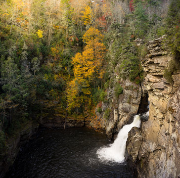 Linvill Falls