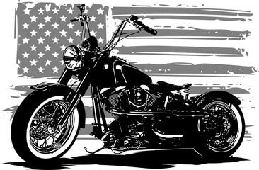 Chopper americano