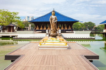 Seema Malaka Gangaramaya Temple