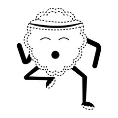kawaii brain icon