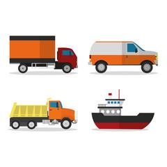 Logistics and transportation design
