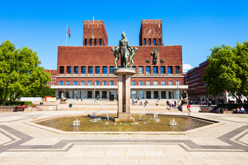 Radhus City Hall, Oslo