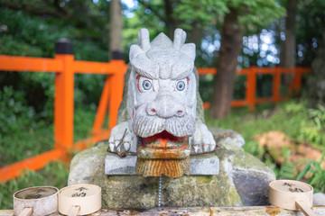 京都の彫刻