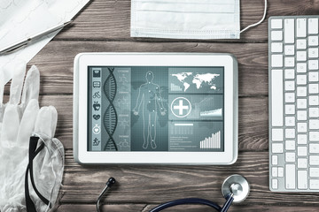 Digital technologies in medicine