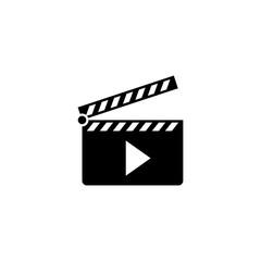 movie open vector icon