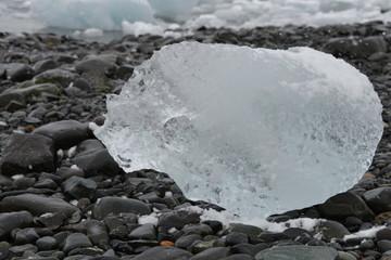 Rock ice Antarctica, scenery