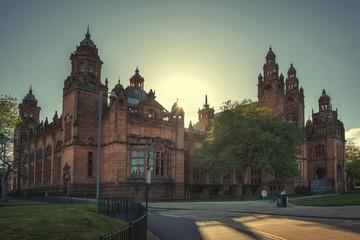 Kelvingrove Art Gallery and Museum, Glasgow, UK