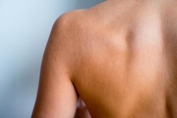 Woman body parts