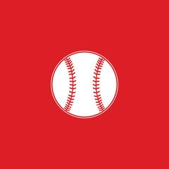 Baseball Vector Template Design