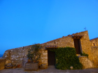 Culla. Pueblo de Castellon en la Comunidad Valenciana, España, perteneciente a la comarca del Alto Maestrazgo