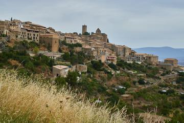 Sos del Rey Catolico medieval village in Zaragoza province, Spain