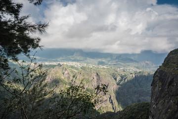 Ile de la Réunion, ces cirques ces pitons ces remparts, patrimoine mondial de l'unesco
