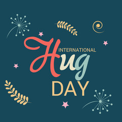 International Hug Day.