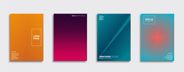 Minimal Vector cover designs.