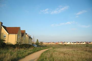 Village of Cambourne, Cambridgeshire