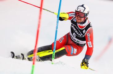 Alpine Skiing - Men's Alpine Ski World Combined