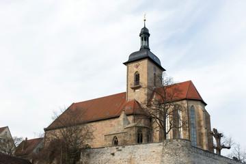 Kirche Lauffen am Neckar