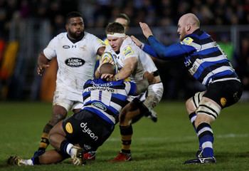 Premiership - Bath Rugby vs Wasps