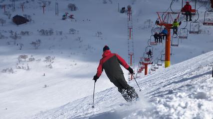 北海道スキー場 ニセコ