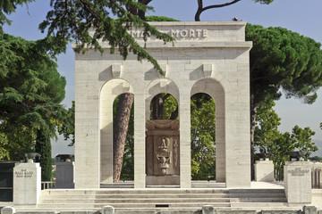 Mausoleum Ossario Garibaldino